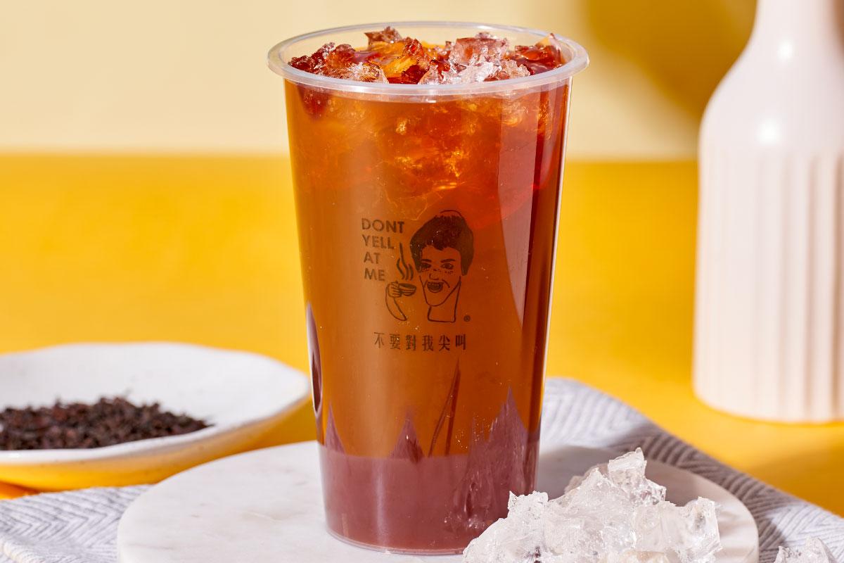 台北-不要對我尖叫  老茶莊配方系列-胭脂紅玉(M)