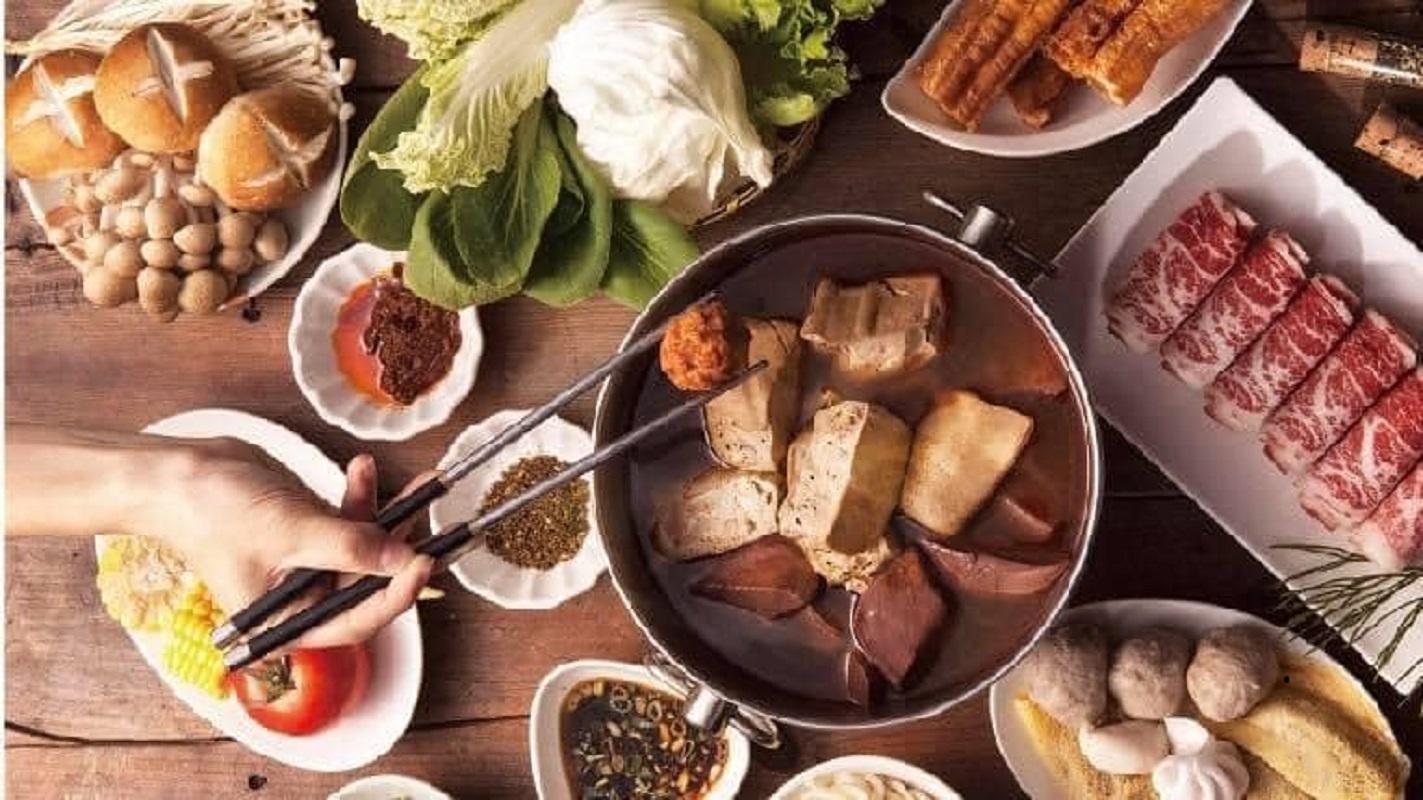 外帶| 台北-紅九九麻辣火鍋(市府店)| 個人358套餐
