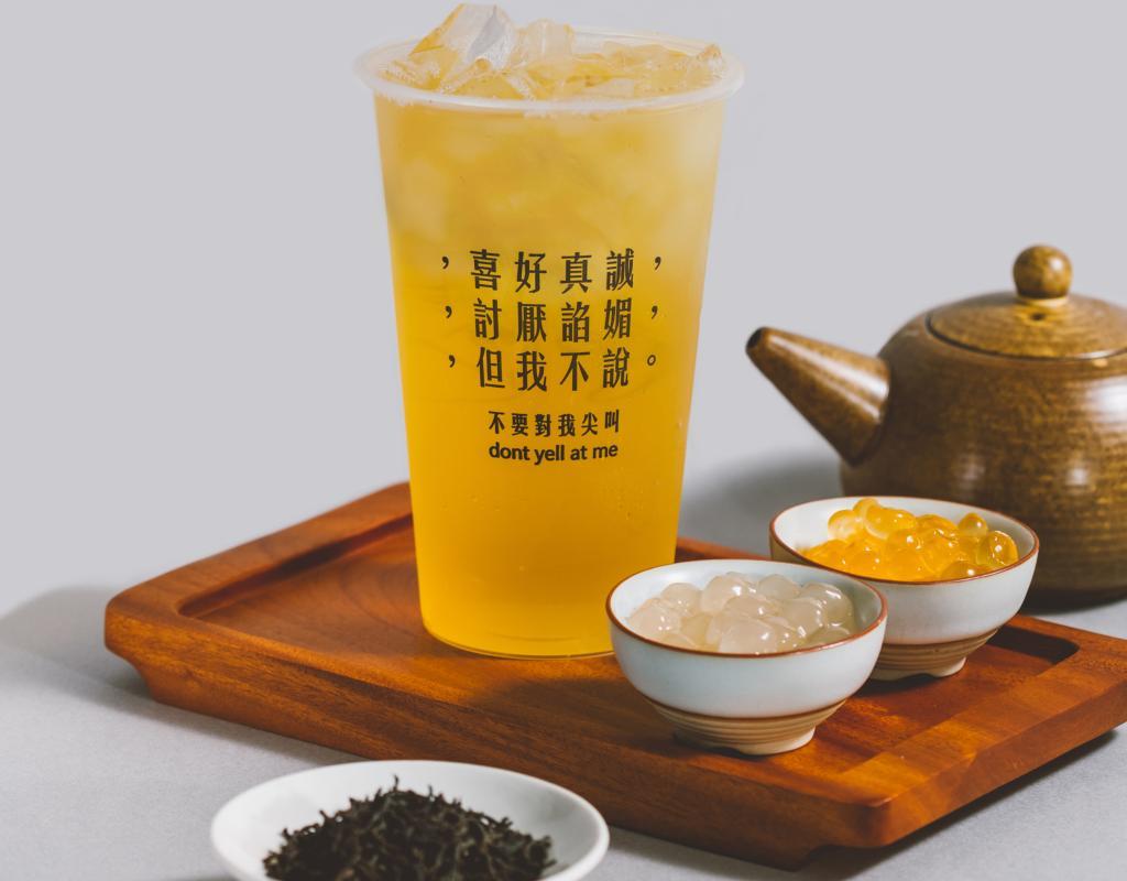 台北-不要對我尖叫  老茶莊配方系列-茉莉綠茶(M)
