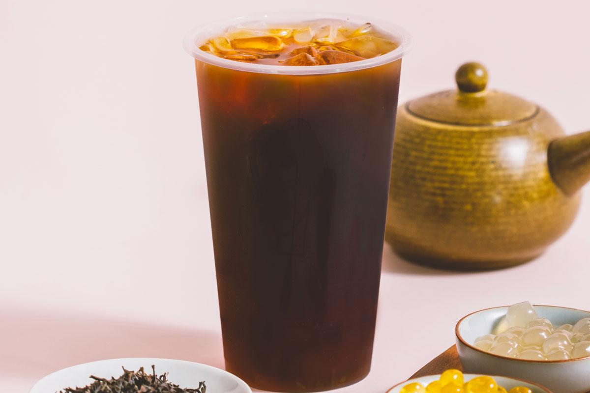 台北-不要對我尖叫  老茶莊配方系列-陳年普洱(M)