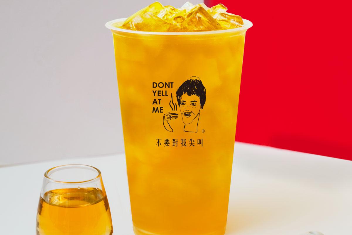 台北-不要對我尖叫  老茶莊配方系列-培香烏龍(M)