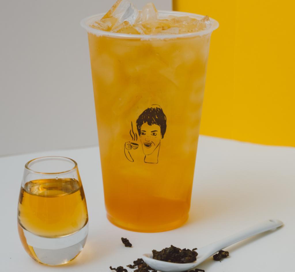 台北-不要對我尖叫  老茶莊配方系列-四季春茶(M)